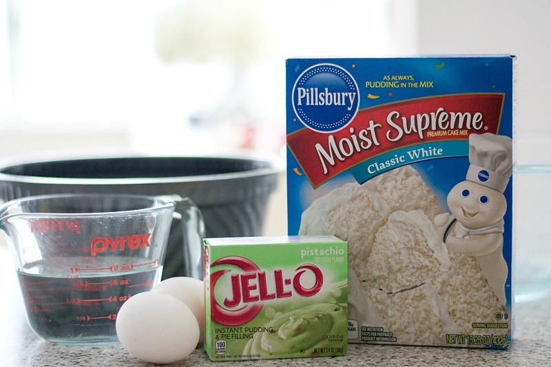 Pistachio Bundt Cake   www.motherthyme.com