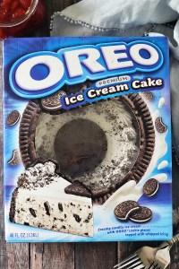 OREO® ICE CREAM CAKE