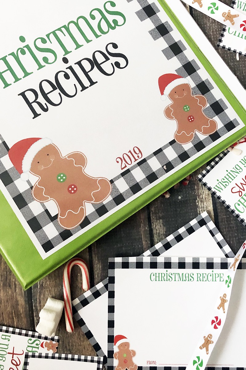 FREE GINGERBREAD PRINTABLES