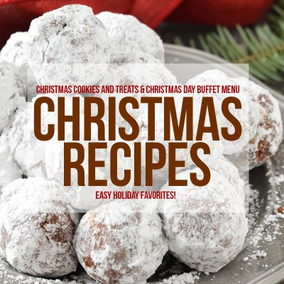 2019 Christmas Recipes