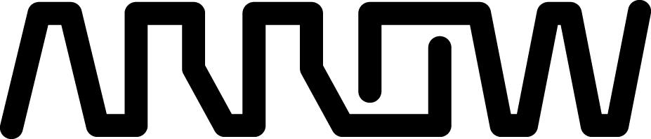 arrow logo black - Home