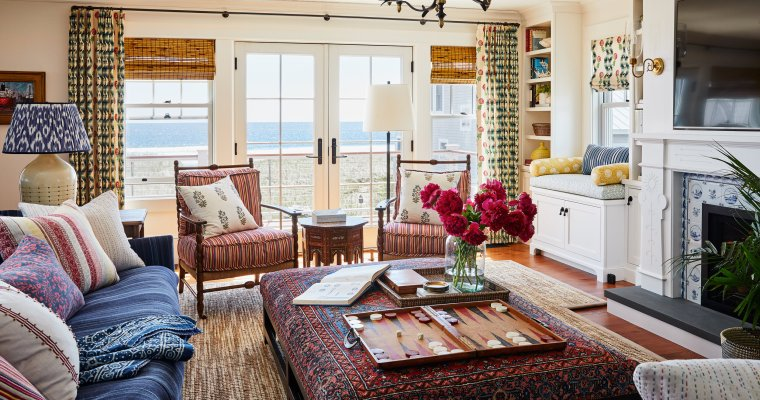 It's Friday! Tour a Kennebunkport beachfront home, take a virtual vacation with a dreamy instagram account…and a BIG announcement!