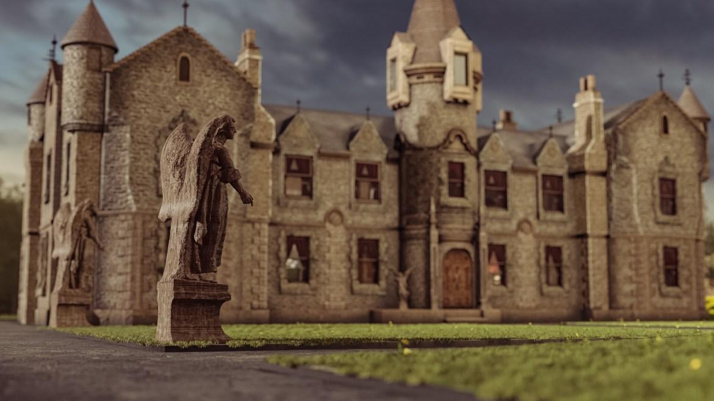 Grand Scottish Manor