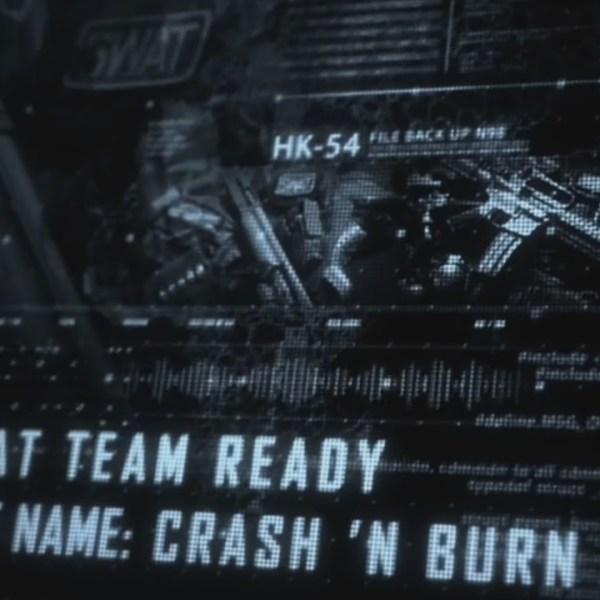 Digital Punk & Hard Driver ft MC DL – Crash 'n Burn