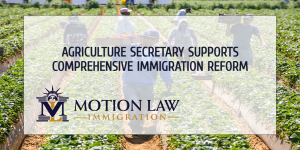 Agriculture Secretary: Foreign workers need to be protected