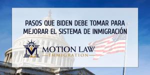 Los cambios que deberá implementar Biden para reparar un sistema de inmigración roto