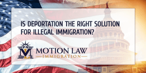 Undocumented Immigrant and deportation as a solution
