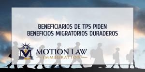 Beneficiarios de TPS piden soluciones permanentes después de veredicto de Corte Suprema