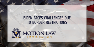 Biden faces pressure to reopen the borders