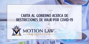 Investigadores piden levantar restricciones de viaje para acoger extranjeros cualificados