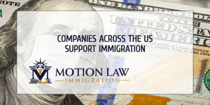 Companies in all kinds of sectors support immigration