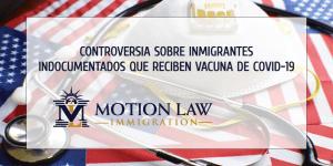 HCPs apoyan a Biden para incluir inmigrantes indocumentados en proyecto de vacunación