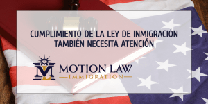 Mejorar el control de la inmigración también es una prioridad