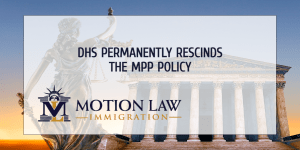 The Biden administration permanently ends the MPP policy