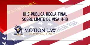 DHS confirma cambios sobre el proceso de selección de visa H-1B