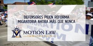 Después de fallo de DACA y otros eventos, defensores piden reforma migratoria