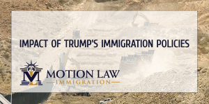 Changes in immigration policies