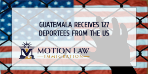 127 deportees arrive to Guatemala and overcame the COVID-19