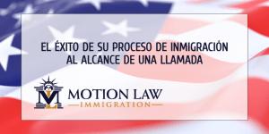 Siga el consejo de profesionales durante su viaje de inmigración