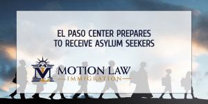 Center in El Paso opens its doors to asylum seekers