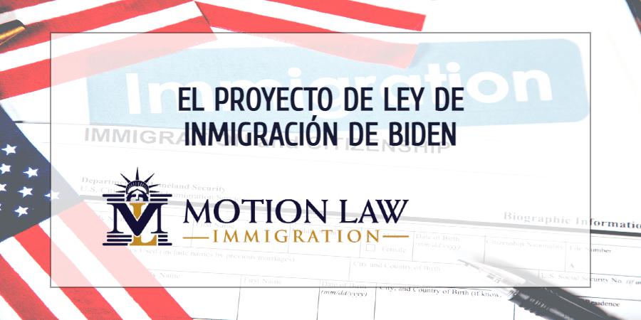 La reforma migratoria del gobierno de Biden