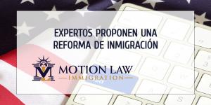 Grupo de expertos habla del impacto positivo de la inmigración