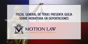 Fiscal General de Texas presenta queja legal contra la administración de Biden