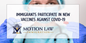 Immigrants lead the battle against COVID-19