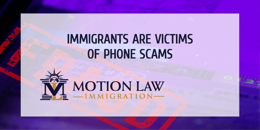 FTC reveals that immigrants are being victims of phone scams