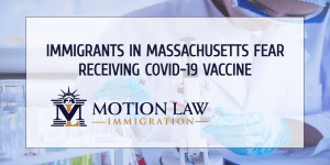 Immigrants in Massachusetts fear deportation for receiving COVID-19 vaccine