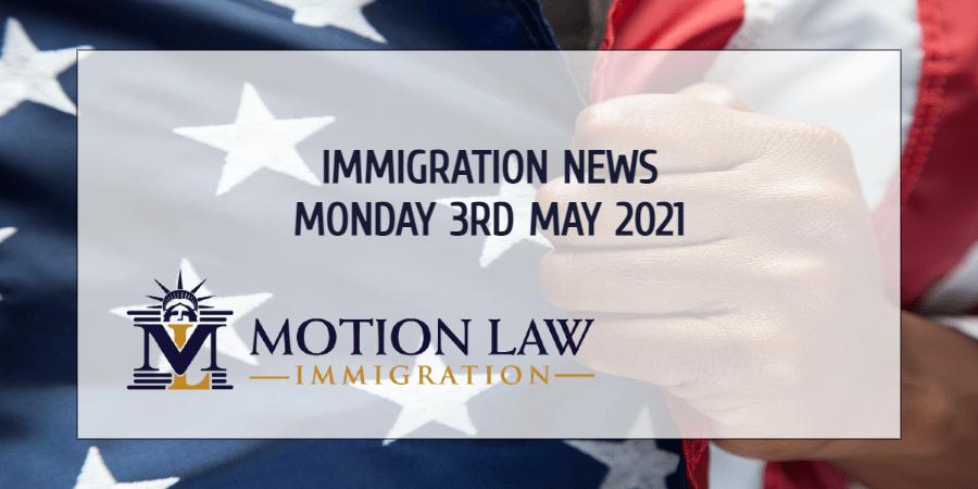 Latest Immigration News 05/03/21