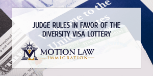 Judge order the Trump government to issue Green Cards from the Diversity Visa Lottery