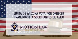 Junta de Supervisores del Condado de Pima votan para transportar a solicitantes de asilo