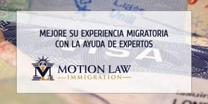 Mejorar su experiencia migratoria es nuestra prioridad