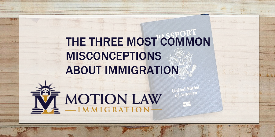 US Immigration Myths