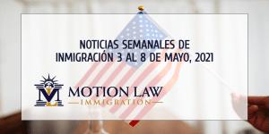 Su Resumen de Noticias de Inmigración semanal