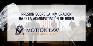 Los planes migratorios de Biden generan reacciones diferentes