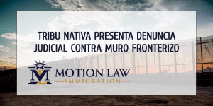 Tribu denuncia que muro fronterizo atraviesa sus tierras