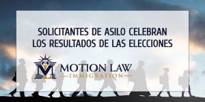 Inmigrantes en las fronteras celebran el triunfo de Joe Biden