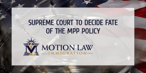 Supreme Court will take ove the MPP policy