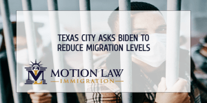 Texas City files lawsuit against the Biden administration