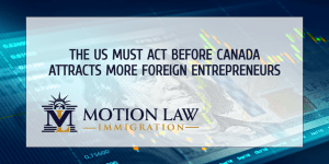 The US must improve its immigration system to attract foreign entrepreneurs
