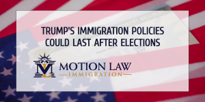 DHS officers state Trump's immigration policies will last after the elections