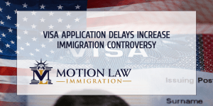 Immigration application backlog increases pressure on the Biden administration