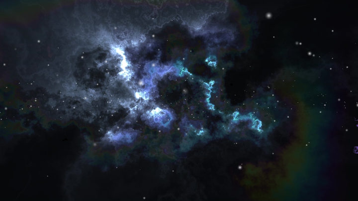 Nebula Deep Space Footage