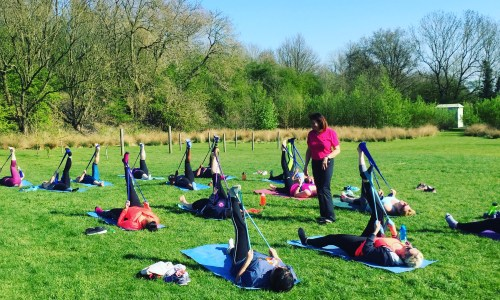 UK Bootcamps Motivate Bootcamp