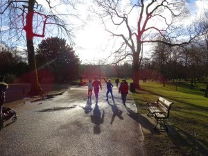 January 25th – 26th 2020 (Buxton Weekend Shared) Motivate Bootcamp