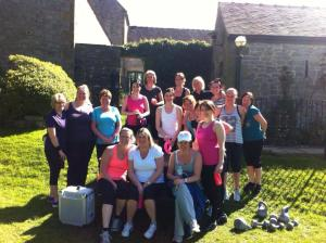 Weekend Deposit - UK Retreats Motivate Bootcamp