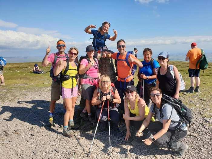 Three Peaks Challenge Motivate Bootcamp