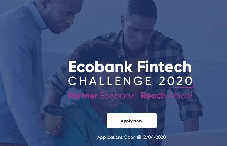Ecobank Fintech Challenge